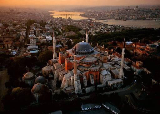 Στόλος 1000 ετών στην Πόλη