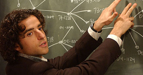 Numb3rs S05E02 - Decoy Effect