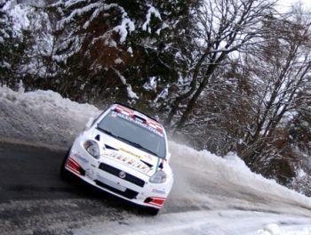 Ο Raikkonen τρέχει με FIAT Punto Abarth