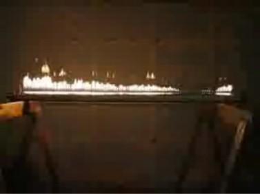 Rubens' Tube Experiment - Παίξτε με τις φλόγες