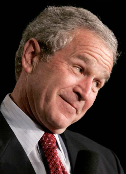 Ο Bush απορρίπτει δουλειά