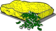 Πάνω από μισό εκατομμύριο ευρώ κατέλειξε στην χωματερή