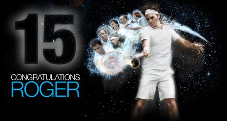 Ξανά στο θρόνο ο Federer
