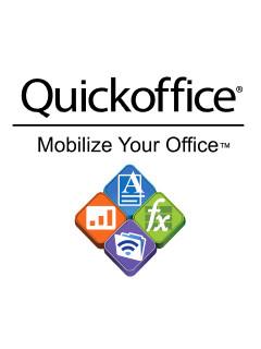 Δωρεάν το QuickOffice 6 για S60 κινητά