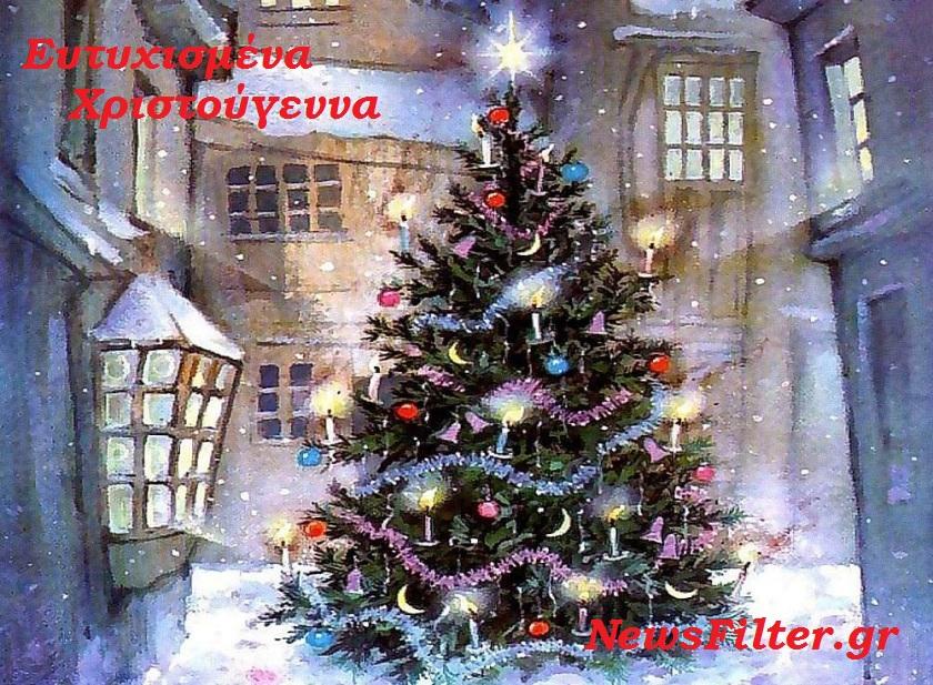 NF Κινηματογράφος: «A christmas carol»