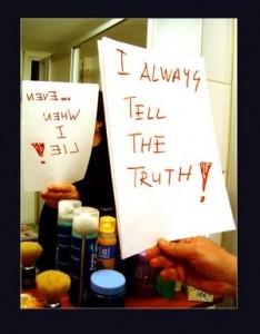 Άναψε το Φως: Αληθινά Ψέματα
