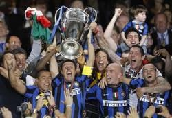 η Ίντερ πρωταθλήτρια Ευρώπης