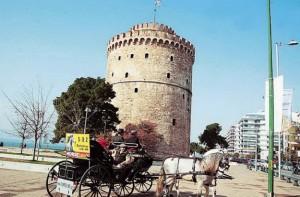 Θεσσαλονίκη: η πόλη του θεαθήναι