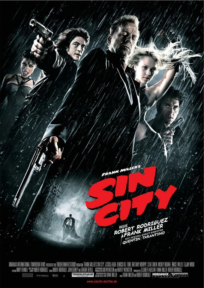 Ποια ταινία θα δούμε σήμερα; Sin City