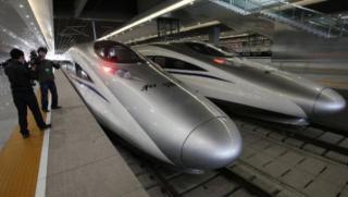 Το γρηγορότερο τραίνο στον κόσμο