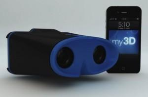 Συσκευή της Hasbro υπόσχεται 3D σε iPhone και iPod