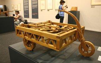 Oι εφευρέσεις του Leonardo Da Vinci στην Θεσσαλονίκη