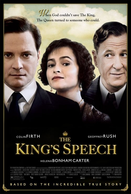 Ποια ταινία θα δούμε σήμερα; Ο Λόγος του Βασιλιά (The King's Speech)