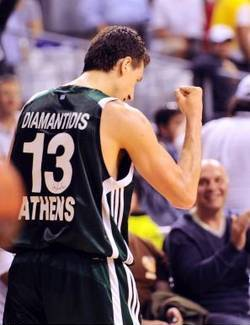 panathinaikos pao euroleague 2011