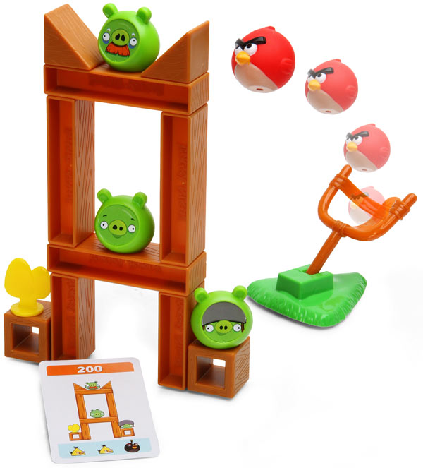 angry birds table game