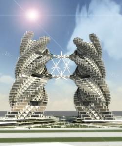 Ο πιο οικολογικός ουρανοξύστης