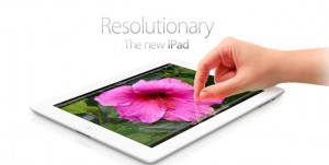 Το νέο iPad είναι γεγονός!