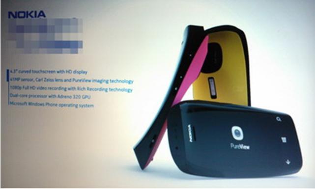 Έρχεται Lumia με PureView;