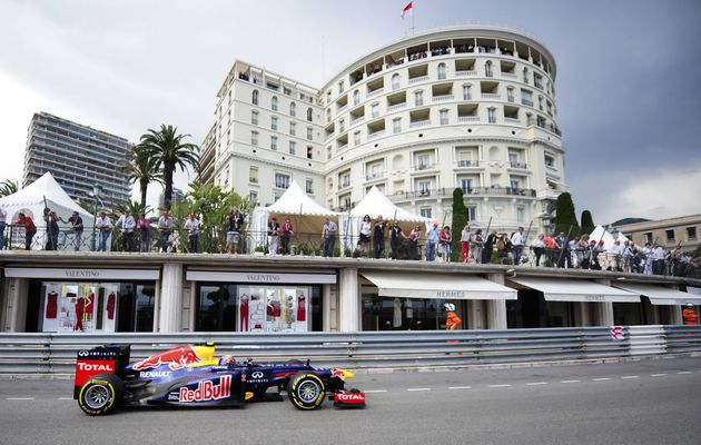 F1: Monaco: Νίκη για τον Webber