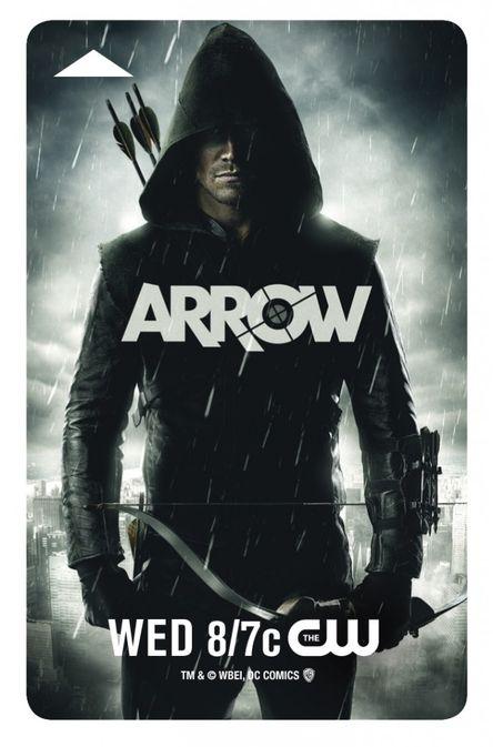 Νέα Σειρά του CW - Arrow (Φθινόπωρο 2012)