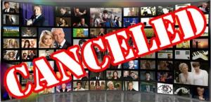 Ακυρώσεις Τηλεοπτικών Σειρών για το 2012
