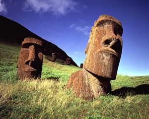 Το μυστήριο με τα αγάλματα στο νησί του Πάσχα