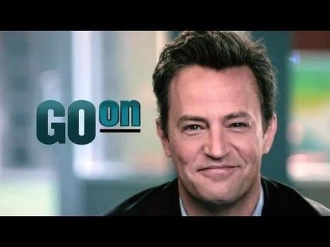 Νέα Κωμική Σειρά του Matthew Perry: ''Go On'' !