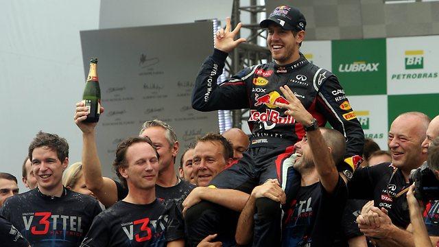 Formula 1: Ένα εκπληκτικό πρωτάθλημα έφτασε στο τέλος του