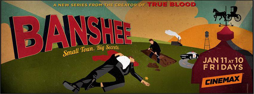 Ο δημιουργός του True Blood Alan Ball στη Νέα Σειρά του Cinemax, Banshee!