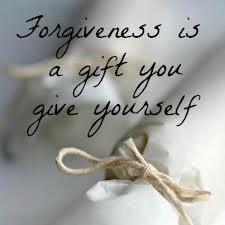 Η συγχώρεση σώζει ζωές...