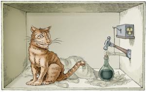 Η γάτα του Schrodinger