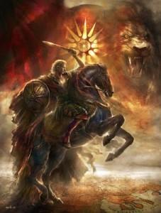 Χάνος Ρέγγας - Συνέντευξη με τον Mέγα Αλέξανδρο
