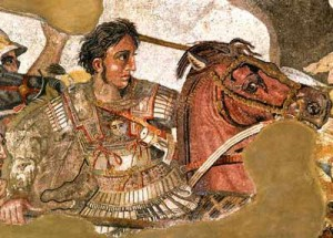 Μέγας Αλέξανδρος, ένας υποδειγματικός ηγέτης