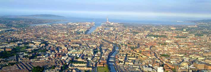 Δουβλίνο, μία ολοζώντανη πόλη του Ευρωπαϊκού βορρά