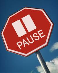 Κάντε λίγο pause στον οργανισμό σας