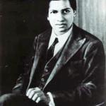 Σρινιβάσα Ραμανούτζαν 1887-1920.
