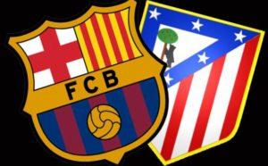 Μπαρτσελόνα - Ατλέντικο Μαδρίτης 1-0