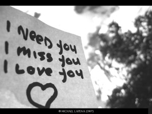 Τα ψεύτικα τα σ' αγαπώ