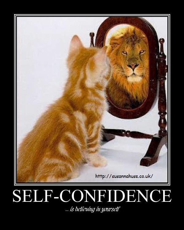 Η αυτοπεποίθηση μετράει