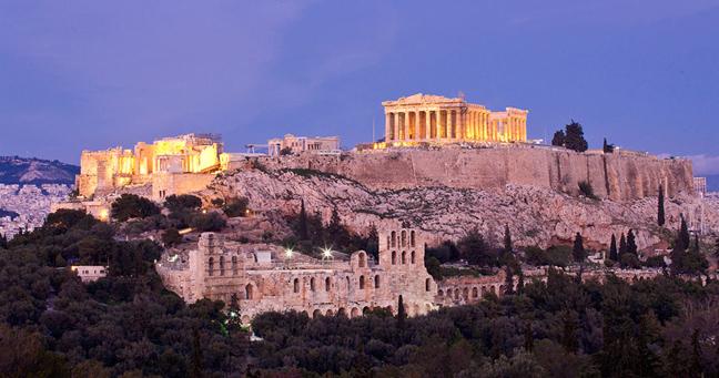 Η Ελλάδα σήμερα