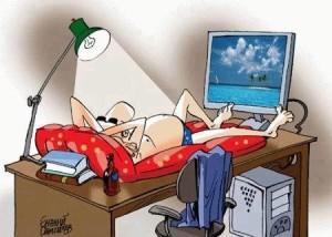 Διακοπές στο γραφείο