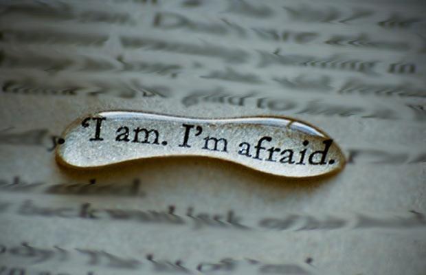 Φοβάμαι!