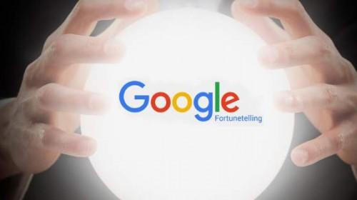 Η απροσδόκητη απάντηση της Google στις... μελλοντικές μας προβλέψεις