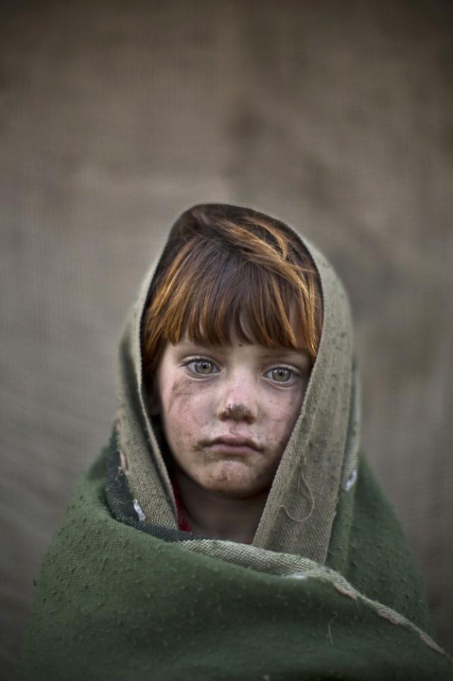 Πώς βιώνεται ο πόλεμος μέσα από τα μάτια ενός παιδιού...