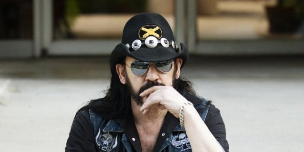 Ίσως ο Lemmy Kilmister, να μας