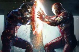 Παίζει τώρα: Captain America – Civil War