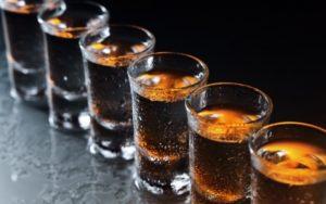 Αλκοολικές οι νύχτες...