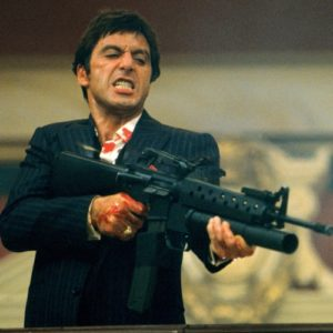 All time classic: Scarface