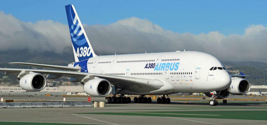 Ξενάγηση στο πιλοτήριο ενός Airbus A380 απο την Emirates
