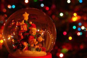 Χριστούγεννα εν μέσω πανδημίας.